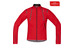 GORE BIKE WEAR Oxygen WS AS Light Jacket Men red